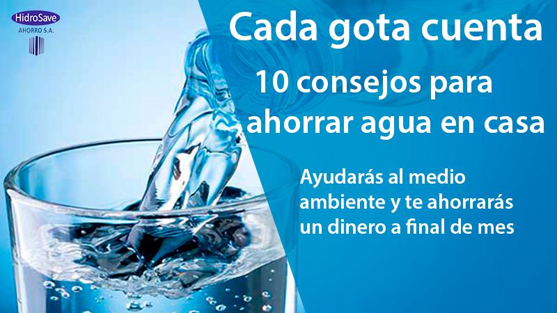 Ahorrador de agua 10 consejos para ahorrar agua en casa - Como podemos ahorrar agua en casa ...